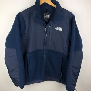 The North Face Denali Fleece Jacket Blue Medium